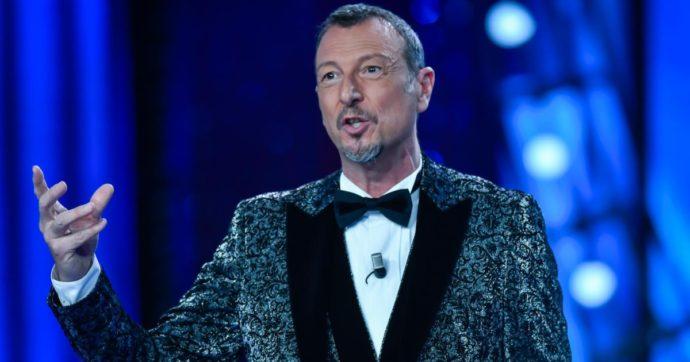 Amadeus lascia Sanremo 2021