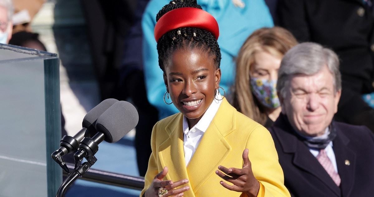 Chi è Amanda Gorman, la giovane poetessa scelta da Joe Biden per l'Inauguration Day