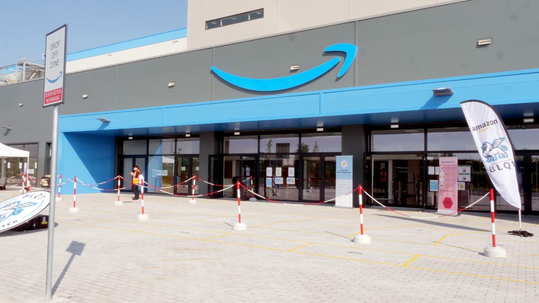 Magazziniere Amazon licenziato