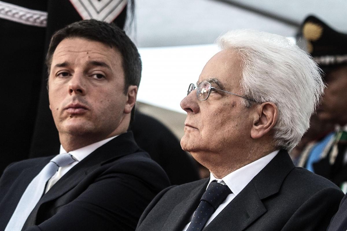 Consultazioni Renzi