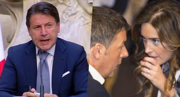 Conte e Renzi si studiano, partiti in manovra per consultazioni