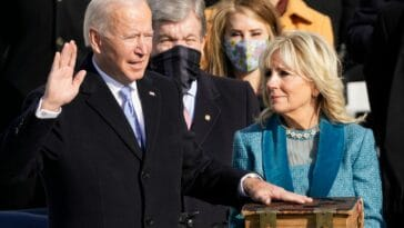Joe Biden discorso