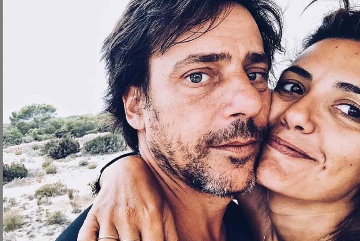 Davide Devenuto e Serena Rossi