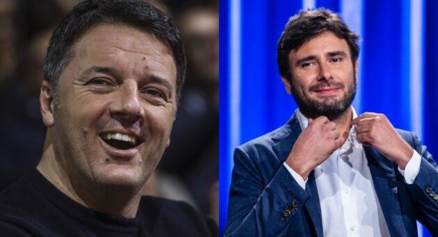 di battista contro Renzi