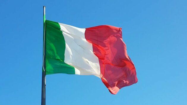 festa bandiera italiana