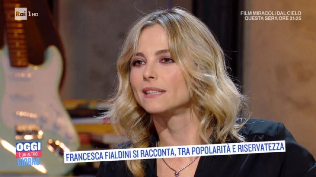 Francesca Fialdini figli