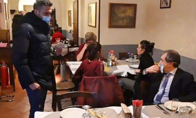 """""""Io apro 1501"""" multe ai ristoratori, clienti pagano la cena per solidarietà: «Sono disperata»"""