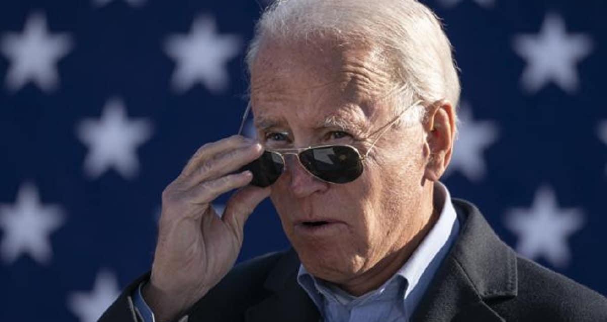 جو بایدن رئیس جمهور