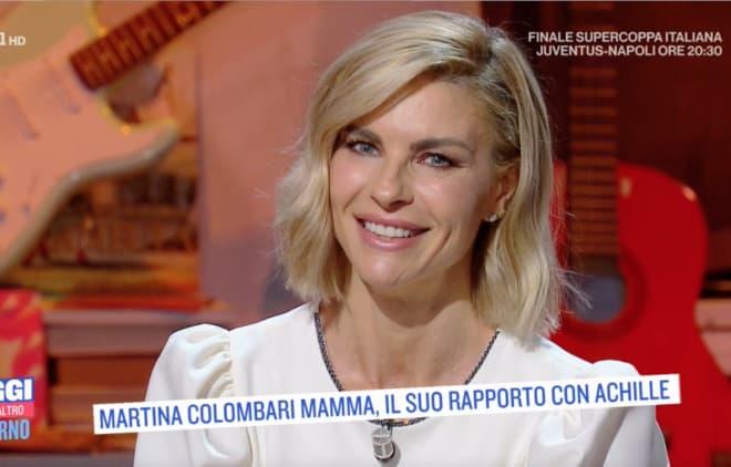 Martina Colombari Costacurta