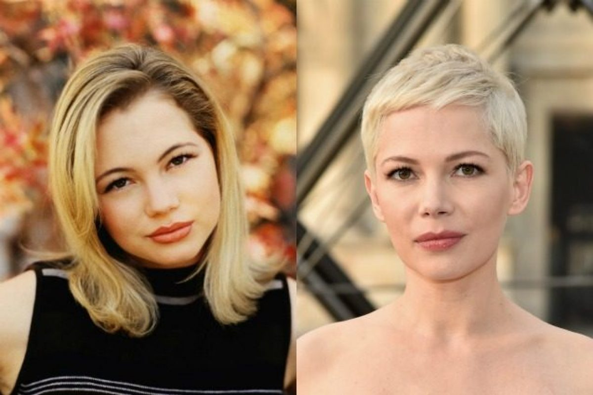 Michelle Williams Dawson's Creek