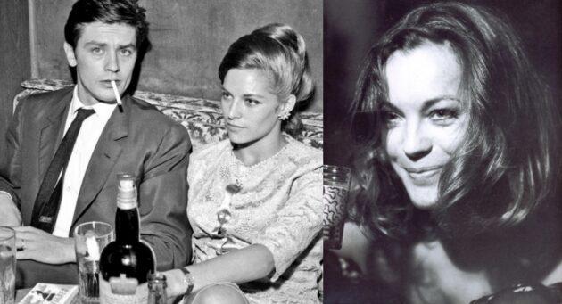 È morta Nathalie Delon, ex moglie di Alain: per lei l'attore lasciò Romy Schneider