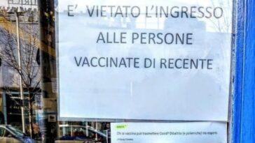 persone vaccinate