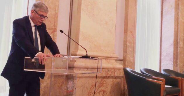 Chi è Pietro Benassi: l'uomo a cui Conte ha ceduto la delega ai Servizi segreti