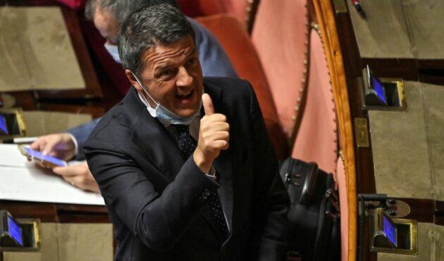 crisi governo salvini Renzi