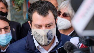 Salvini Palermo oggi