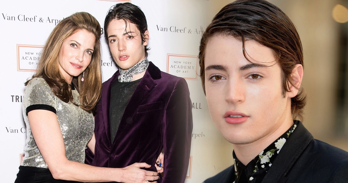 Muore il figlio di Stephanie Seymour: Harry Brant ha ingerito un cocktail di farmaci