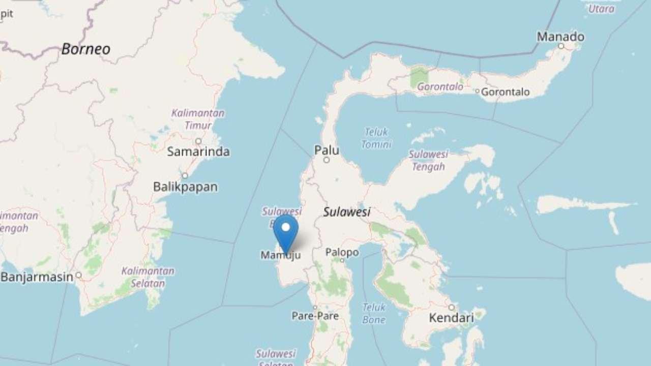 Terremoto Indonesia oggi