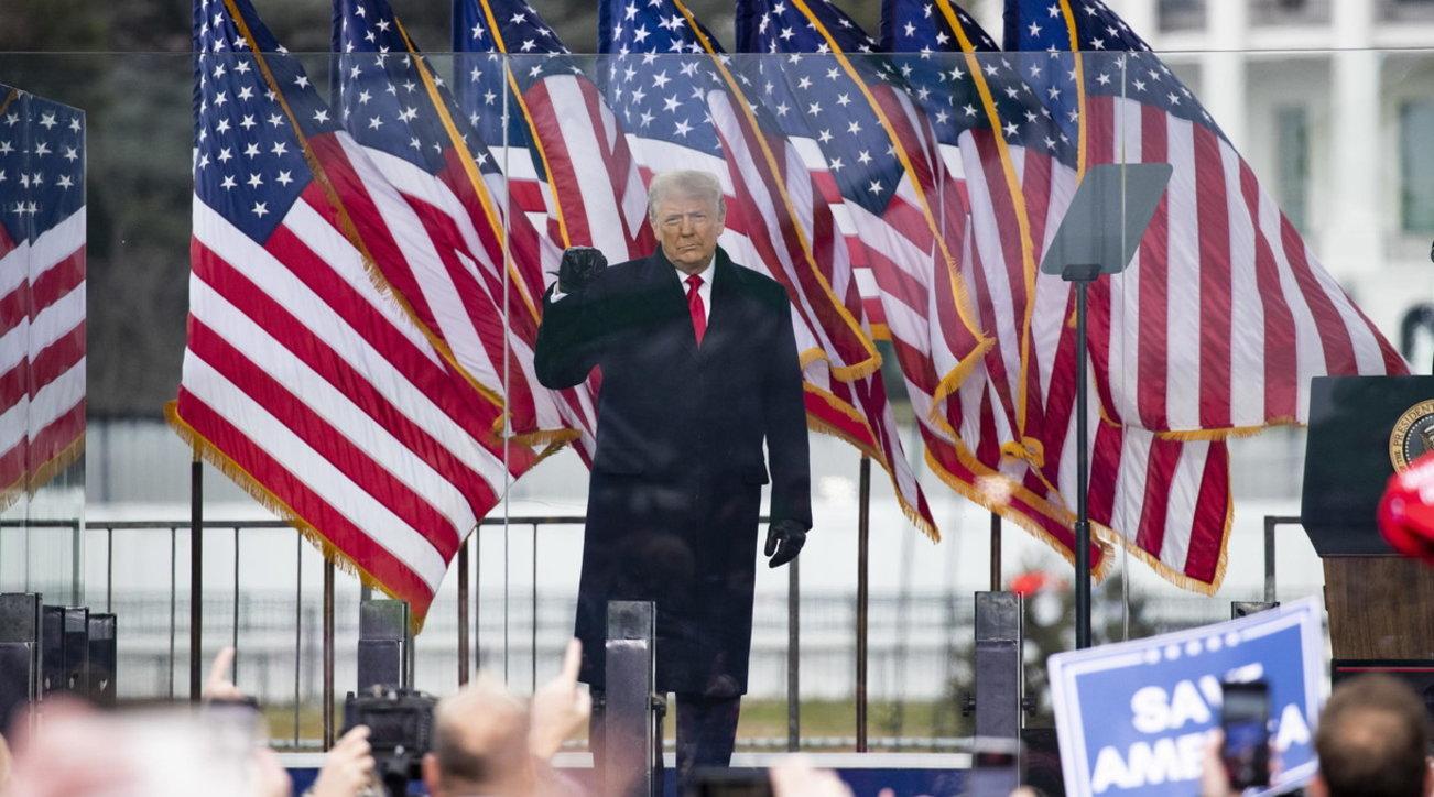 Attacco al Campidoglio Usa