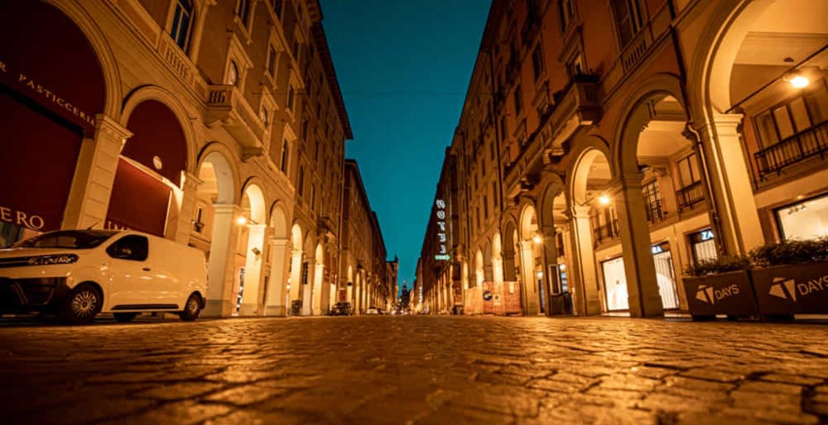 Emilia Romagna Zona Arancione