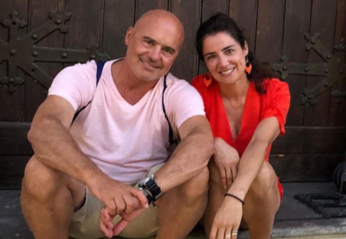 Luisa Ranieri e Luca Zingaretti