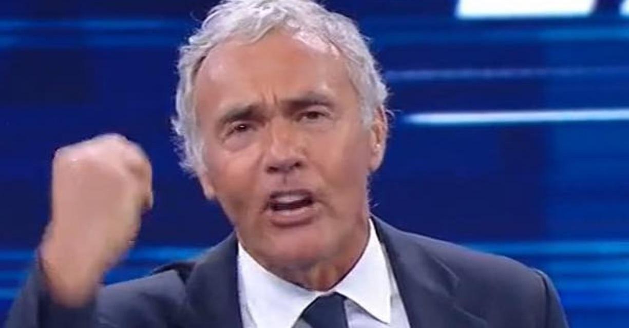 Massimo Giletti Non è l'Arena