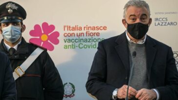 vaccini anti covid produzione in italia arcuri breton ue