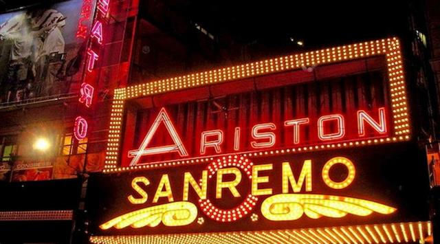 Sanremo 2021 cachet