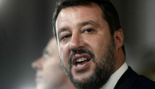 Salvini governo draghi