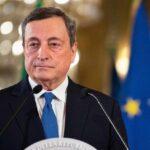 Governo Draghi maggioranza