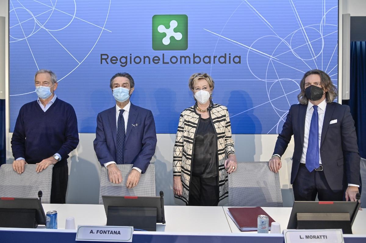 Lombardia vaccinazioni