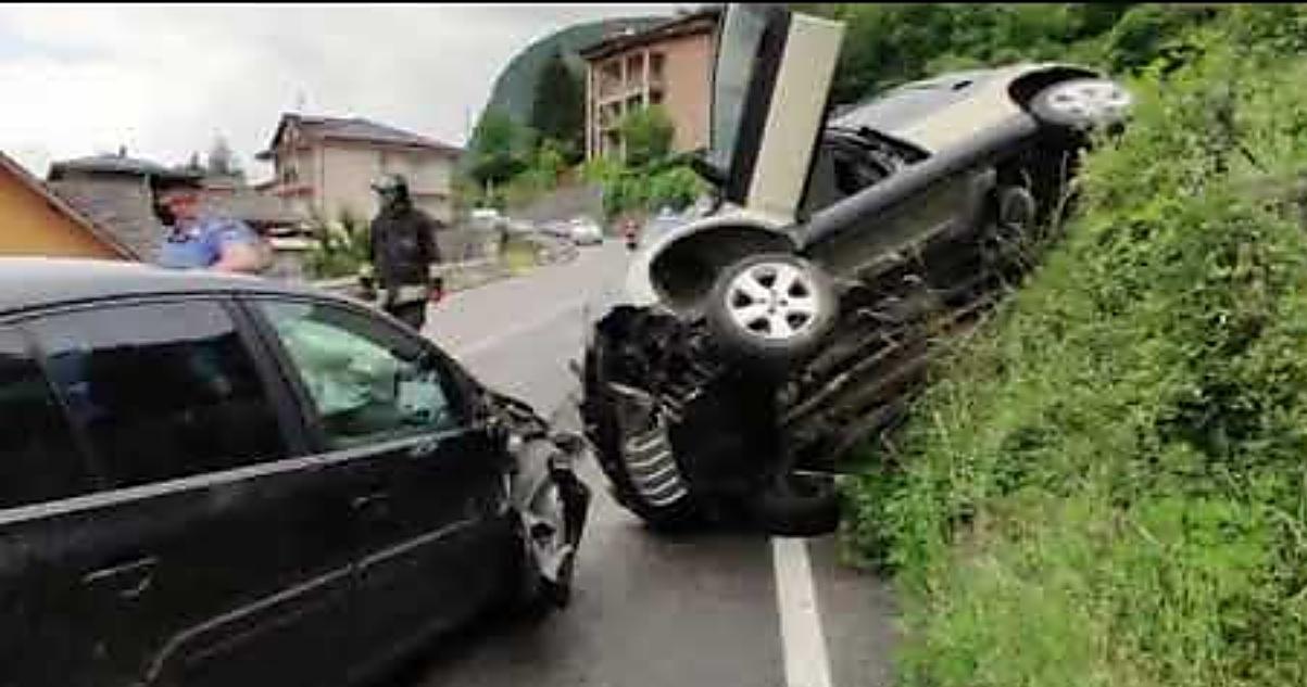 Vercelli Incidente
