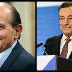 Giancarlo Magalli Mario Draghi compagni di scuola