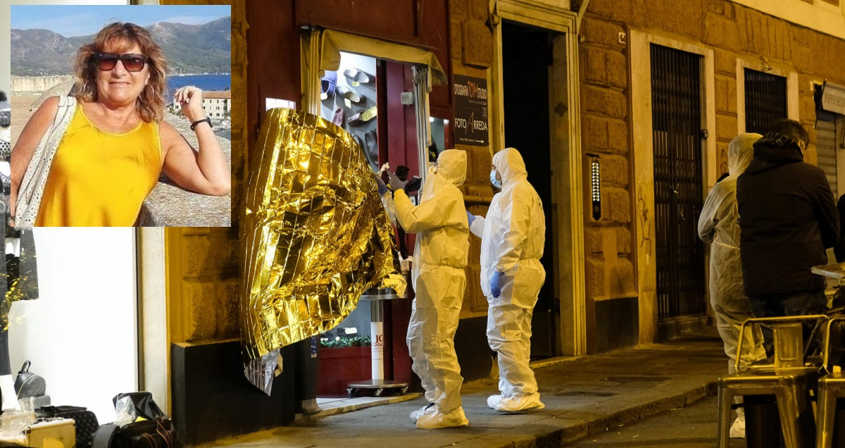 Genova via Colombo omicidio