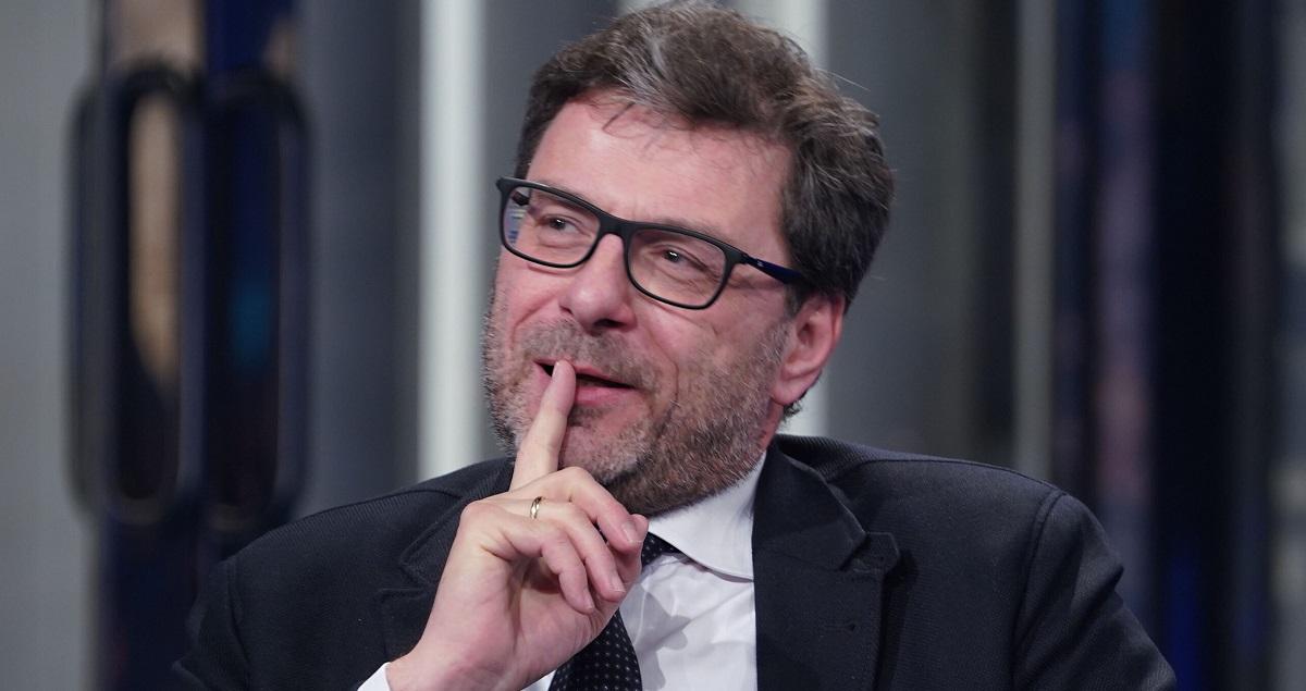 Giancarlo Giorgetti chi è