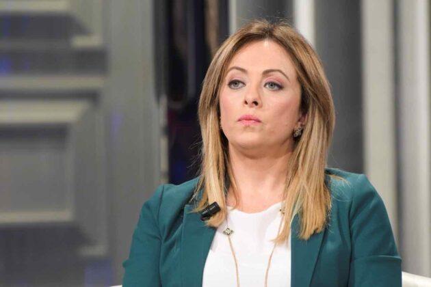 Giorgia Meloni Fiorello