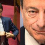governo draghi Renzi