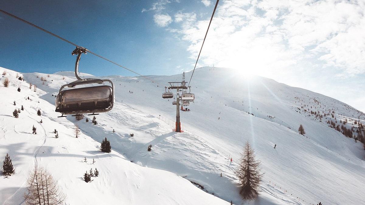 Chiusura piste da sci