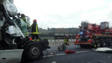 Incidente A14 oggi