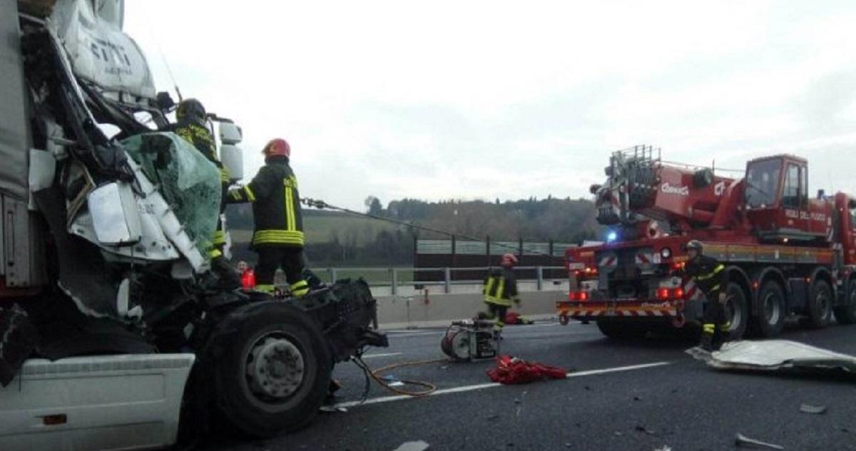 Incidente A14 oggi