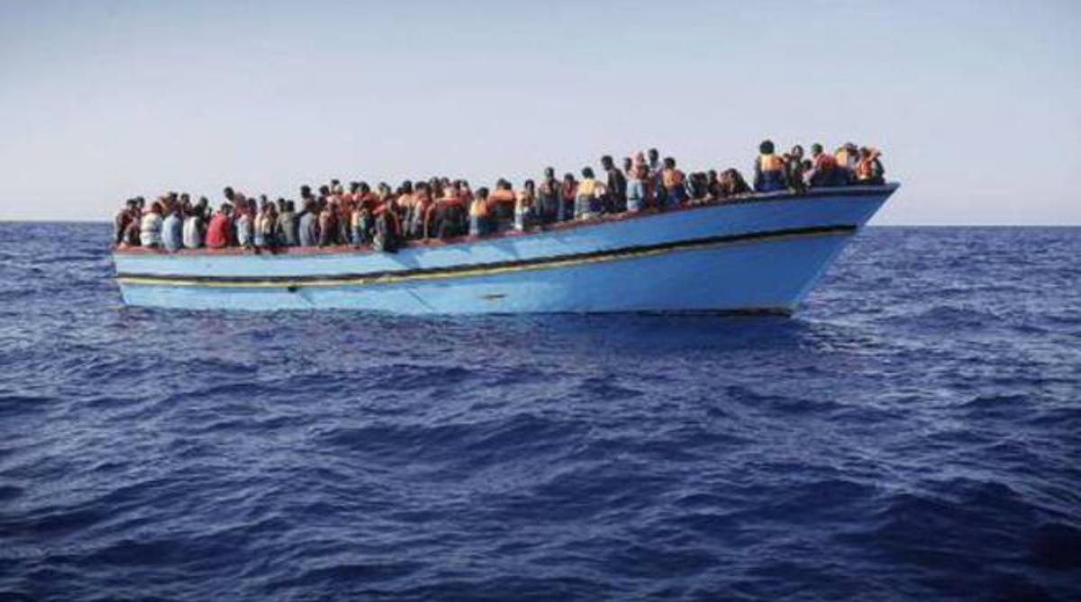 Lampedusa barcone