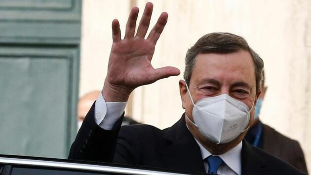 governo draghi m5s