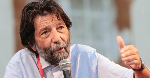 Massimo Cacciari green pass