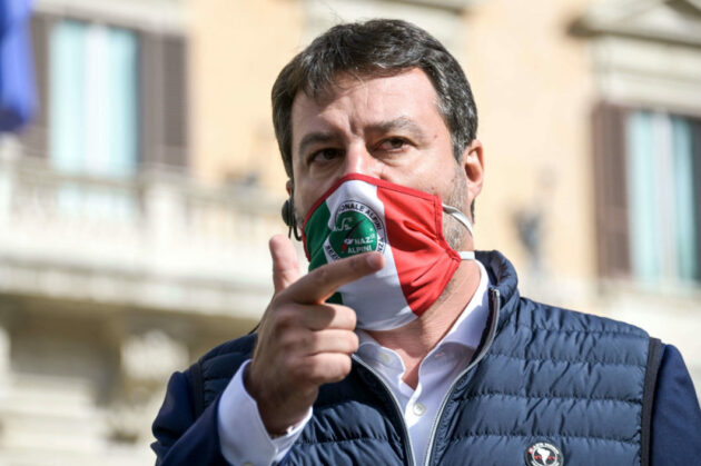 Salvini lega news