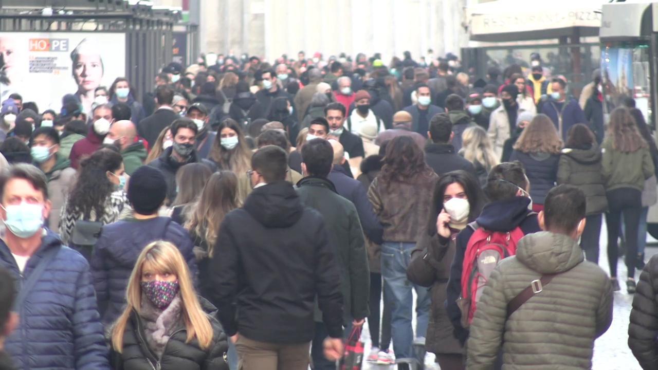 Assembramenti Milano rave