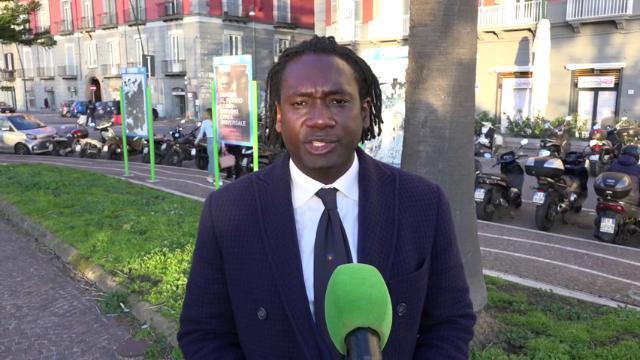 Avvocato nero Napoli