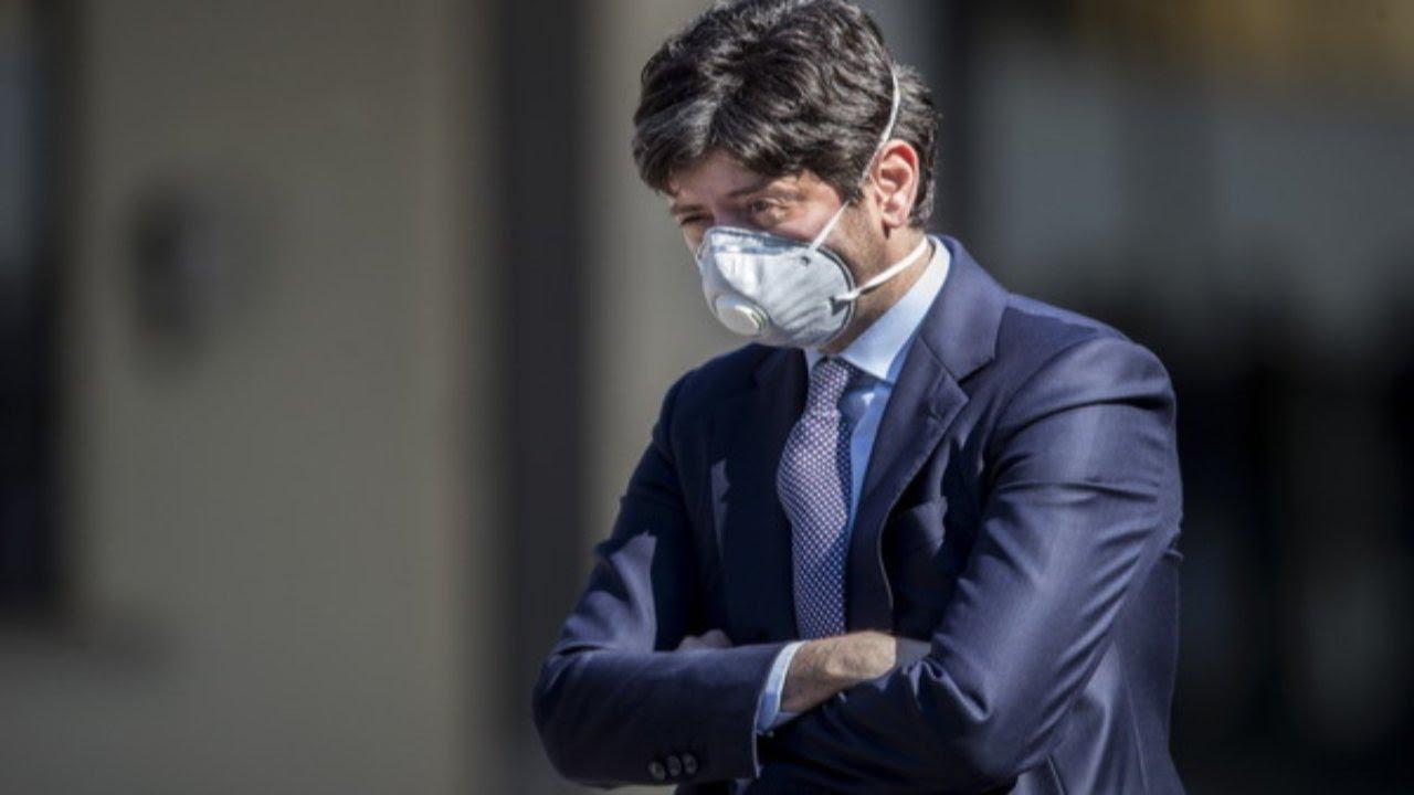Roberto Speranza minacce