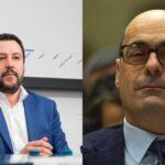 Salvini zingaretti