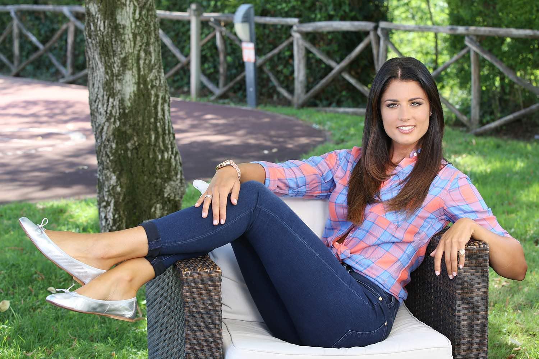 Daniela Ferolla età