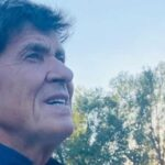 Gianni Morandi ustionato incidente