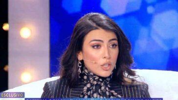 Giulia Salemi Live- Non è la D'Urso